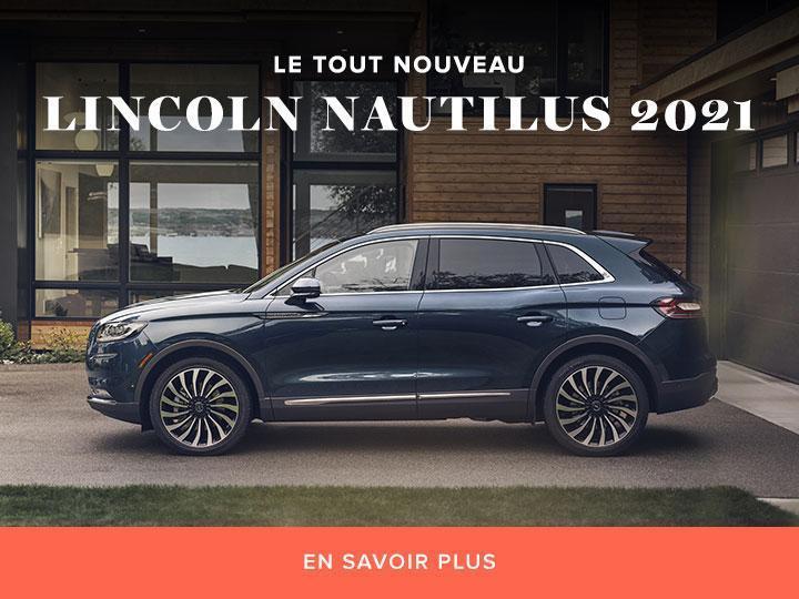 Lincoln Nautilus 2021 | Lincoln de Canada