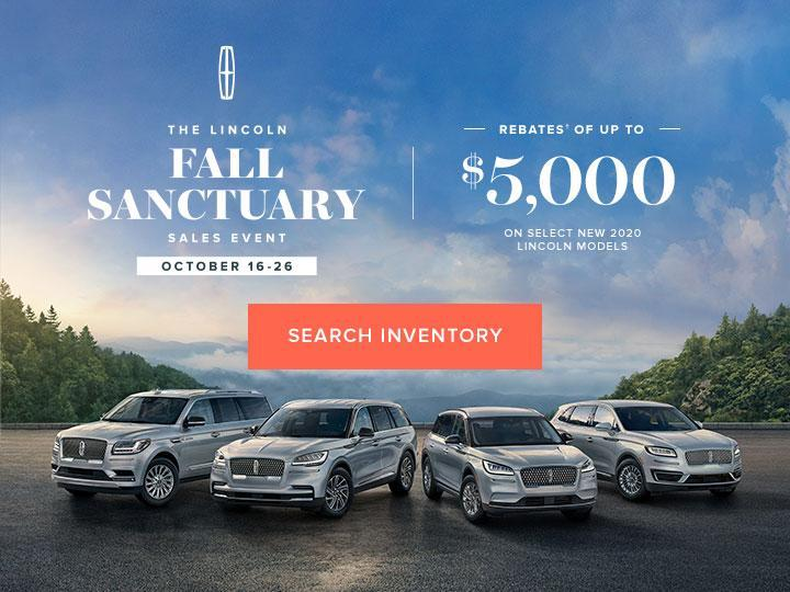 The Lincoln Fall Sanctuary Sales Event