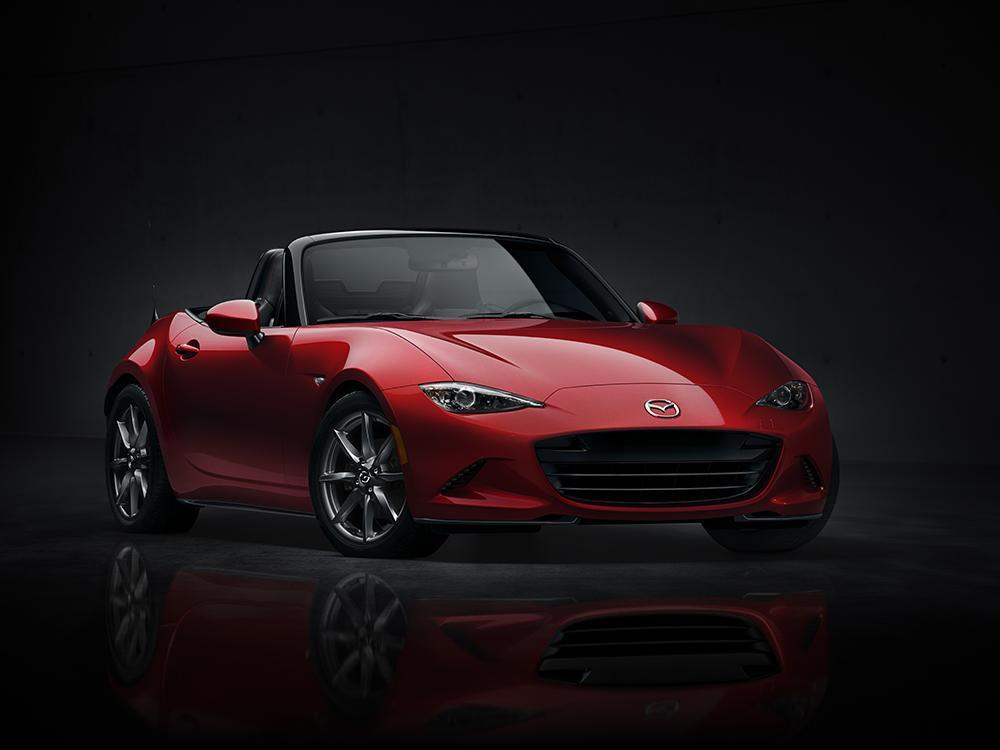 Learn about the MX-5 Miata at Yarmouth Mazda