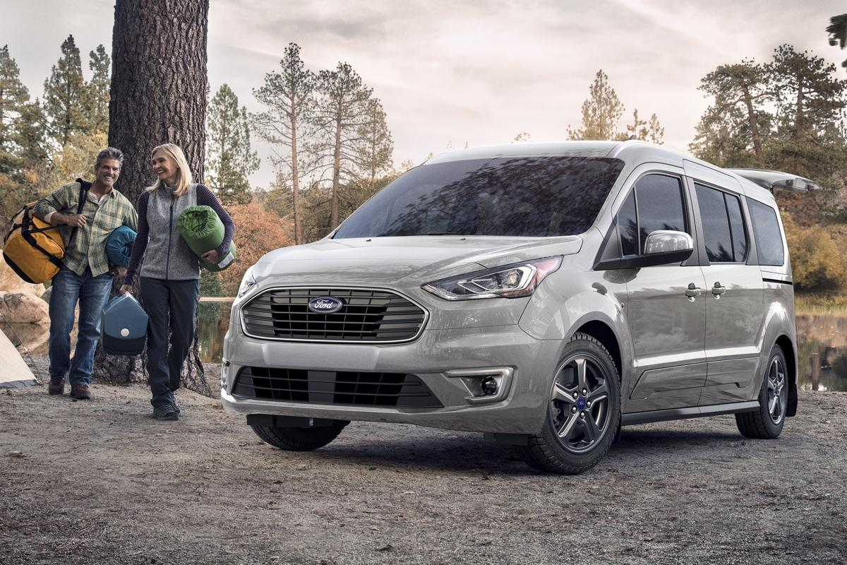 New Ford Transit Connect 2022 in ,