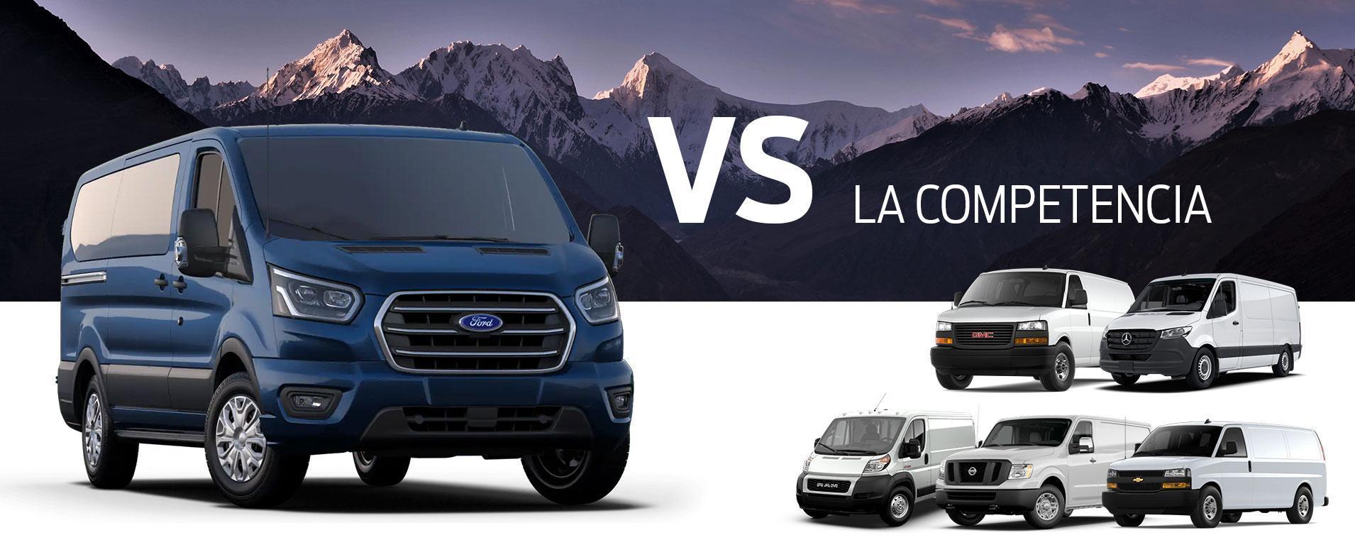 Transit vs Competition