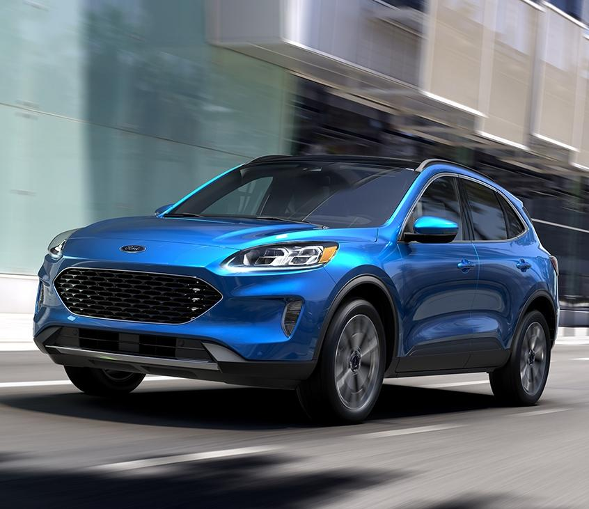 2020 Ford Escape Overview | South Bay Ford
