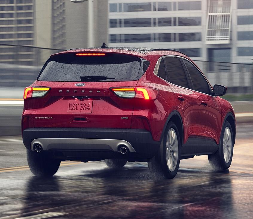 2020 Ford Escape Performance | South Bay Ford