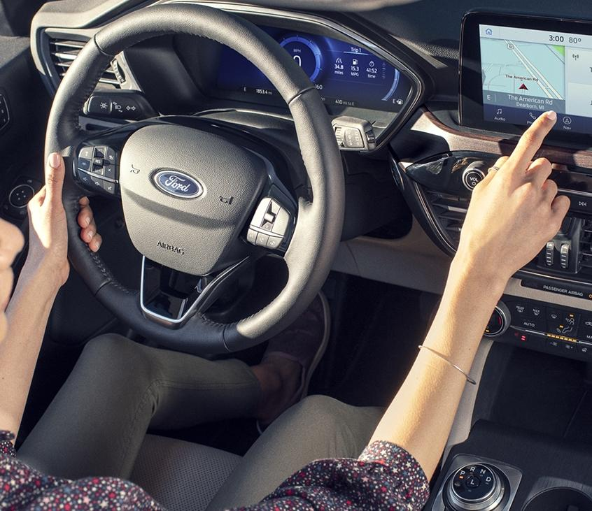 2020 Ford Escape Technology | South Bay Ford