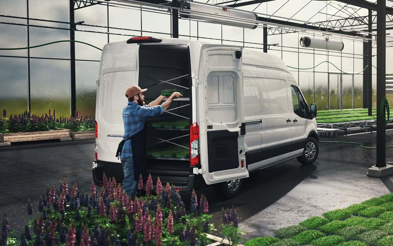 New Ford E-Transit 2022 in ,