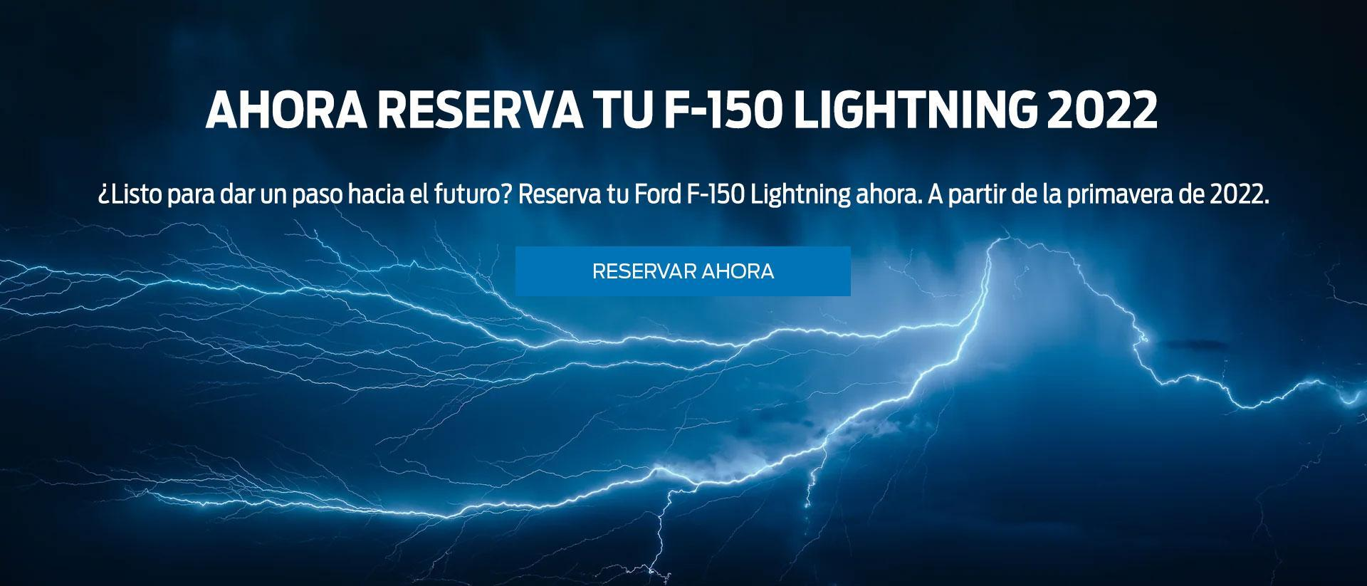 2022 Ford F-150 Lightning Reservation | Southern California Ford Dealers