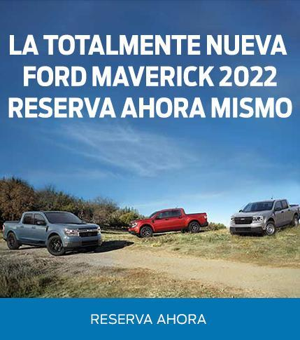 Reserve the 2022 Ford Maverick Today | Southern California Ford Dealers