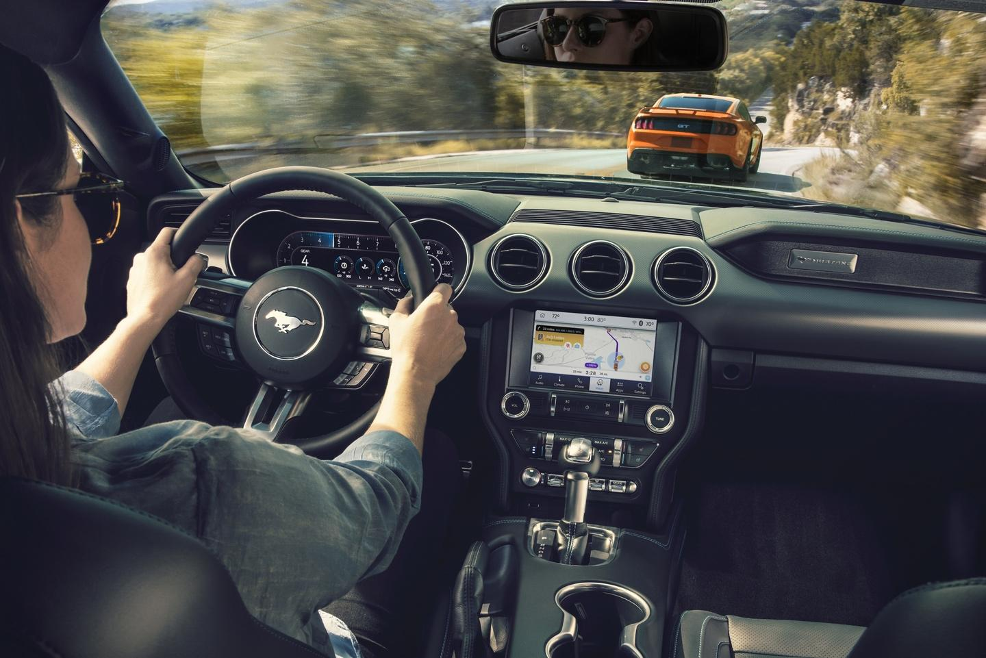 2020 Ford Mustang Technology | South Bay Ford