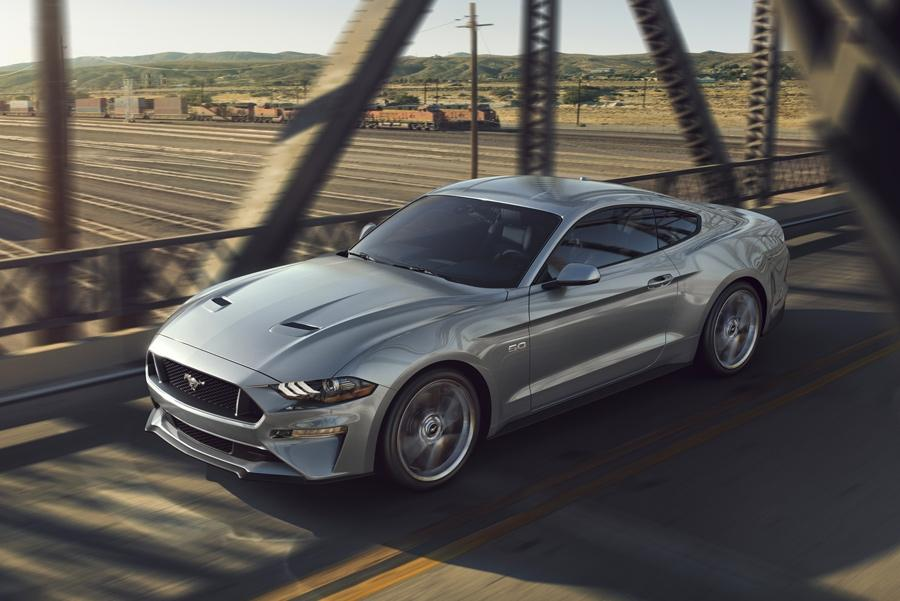 2020 Ford Mustang Overview | South Bay Ford