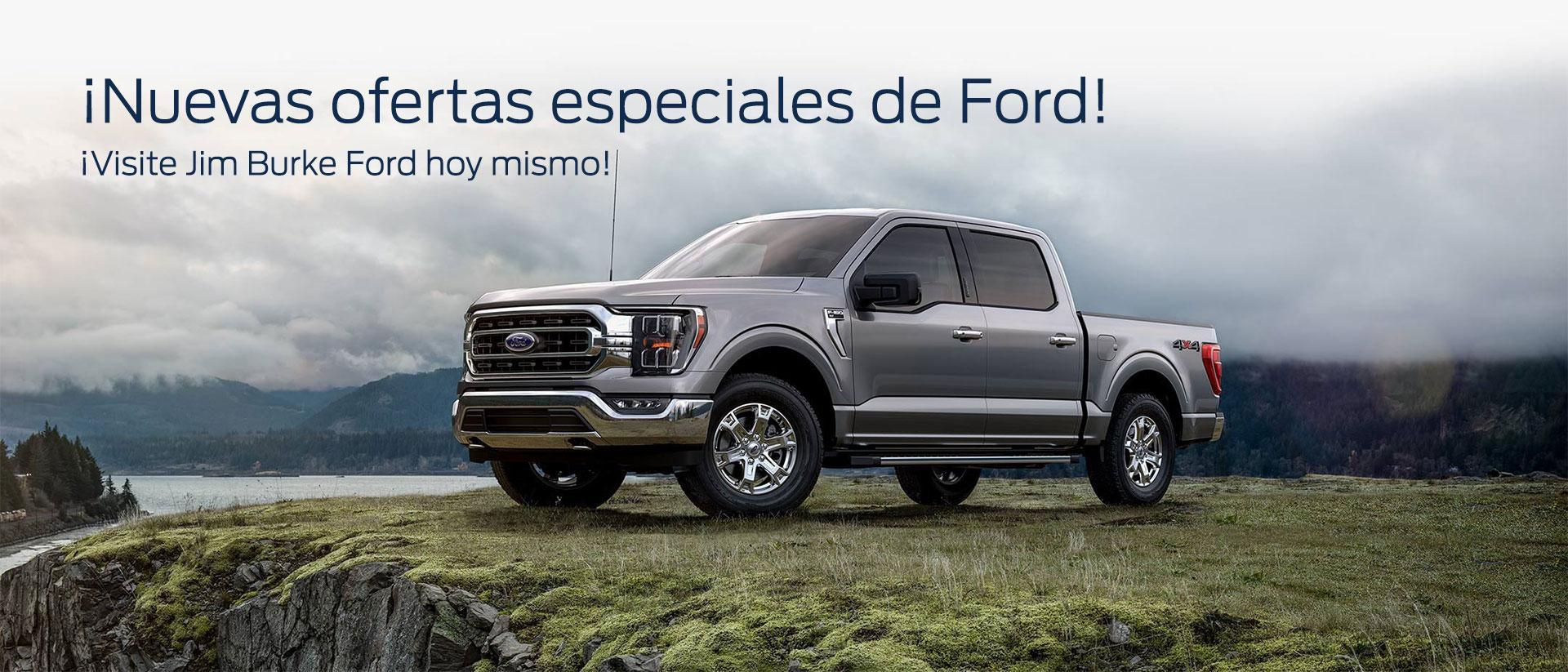 New Offers at Jim Burke Ford