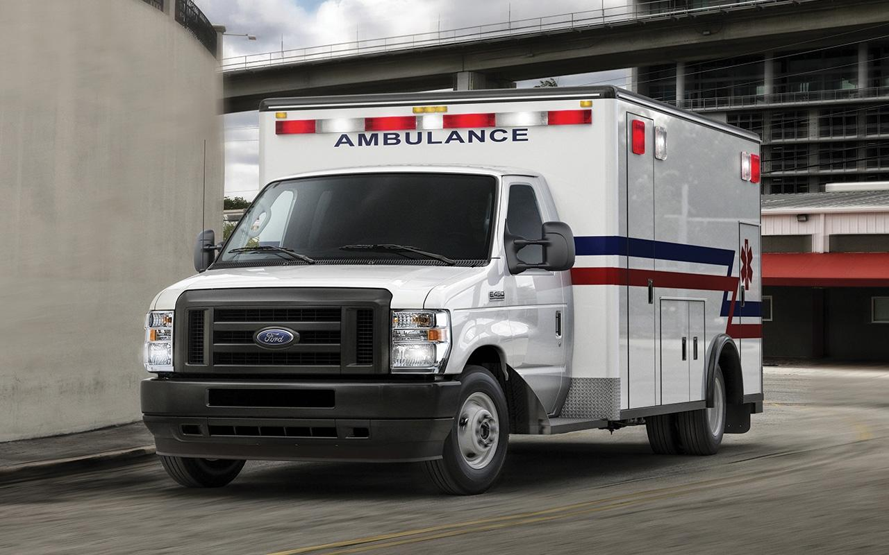 Ford First Responder Appreciation Program | Southern California Ford Dealers