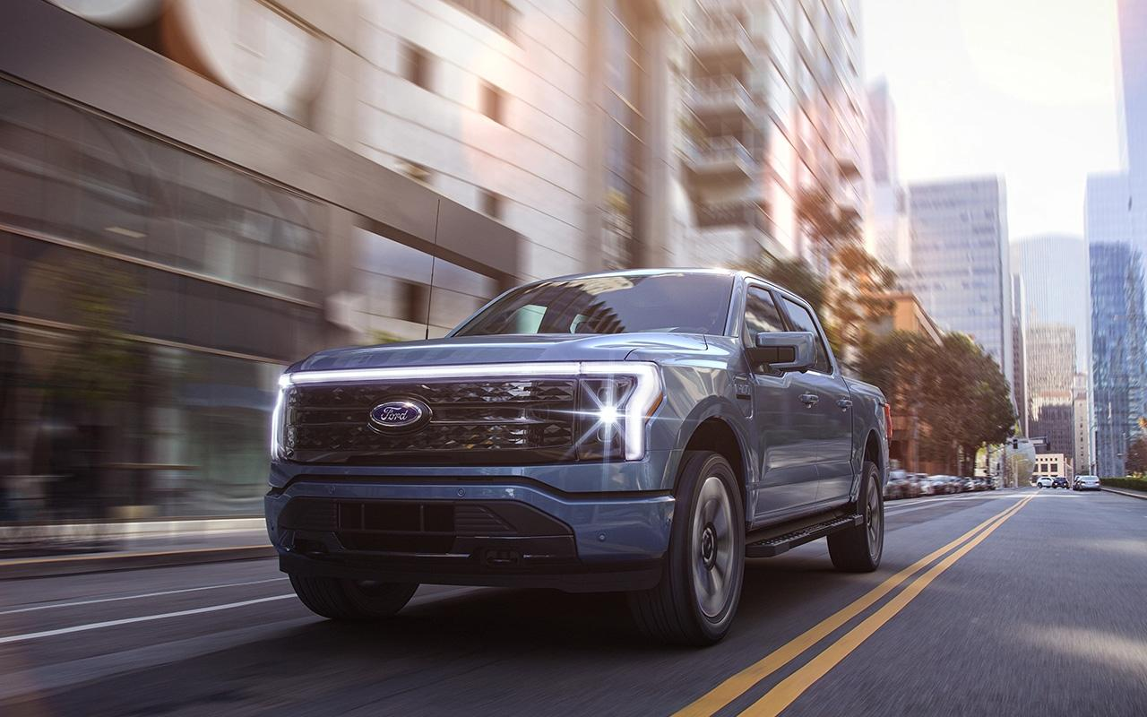 2022 Ford F-150 Lightning   Southern California Ford Dealers