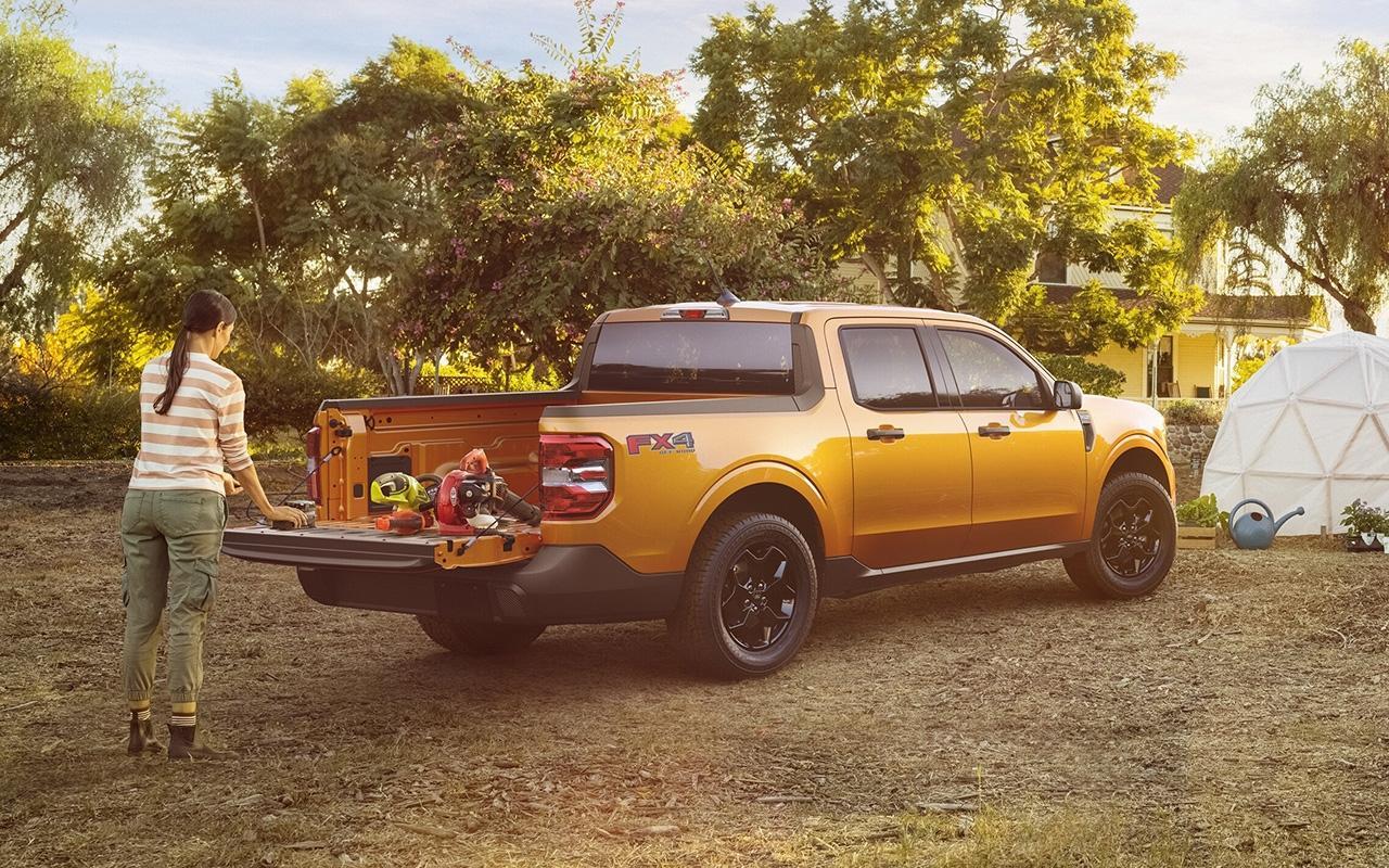 New Ford Maverick 2022 in ,