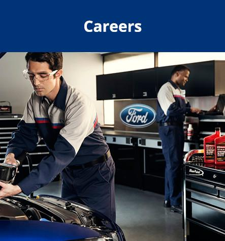Careers at Hallmark Ford in Surrey BC
