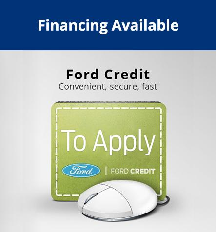Financing Available at Hallmark Ford in Surrey BC
