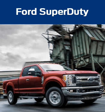 SuperDuty Commercial Vehicles - Hallmark Ford