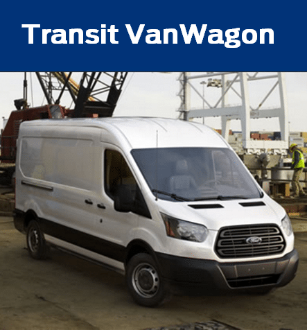 Transit VanWagon Hallmark Ford Commercial Vehicles