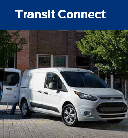 Transit Connect Hallmark Ford Comercial Vehicles