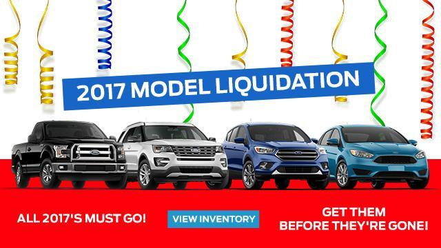 2017 Model Liquidation