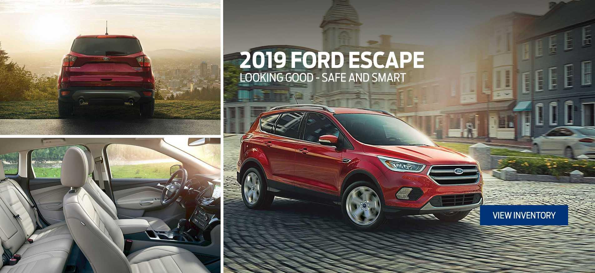 2019 Escape Glenoak Ford Victoria BC