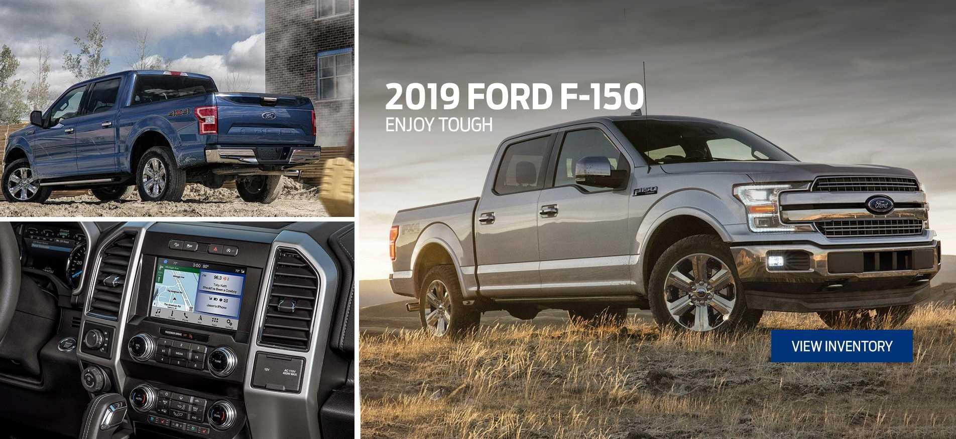 2019 F-150 Glenoak Ford Victoria BC