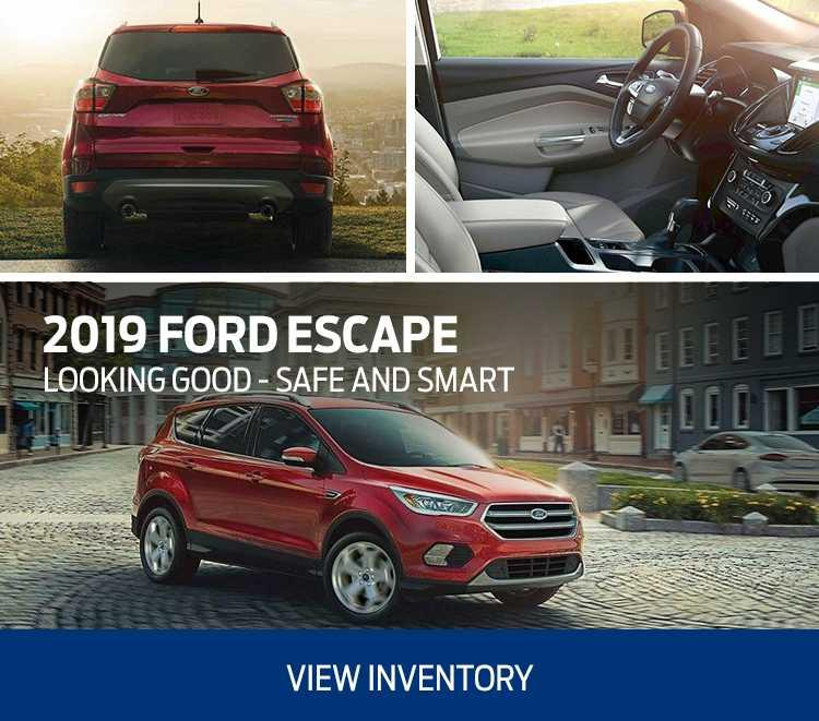 2019 Escape Glenoak Ford Victoria