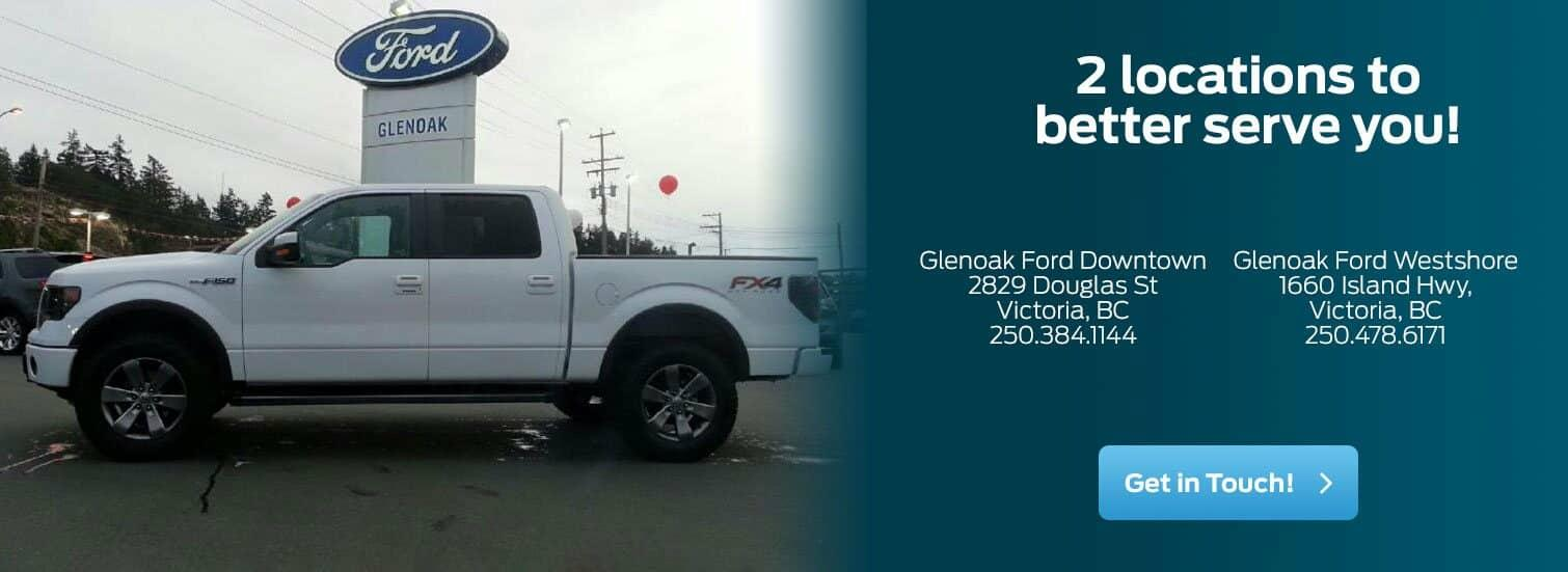 Glenoak Ford Sales