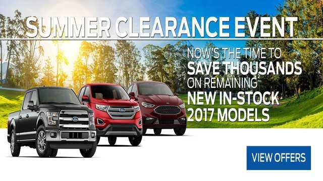 2017 Summer Clearance Glenoak Ford