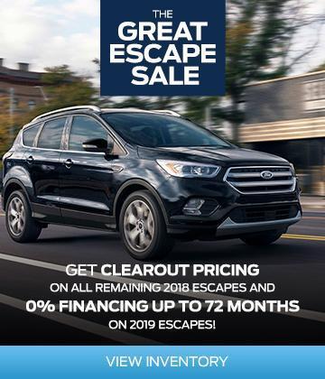 Escape sale
