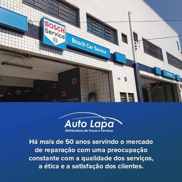 Auto Lapa Bosch - Oficina