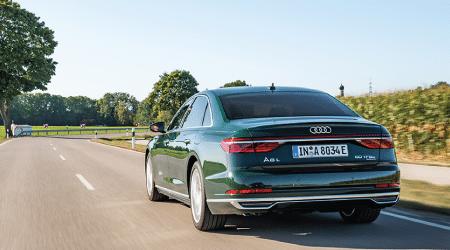 Audi Uptown A8 TFSI e