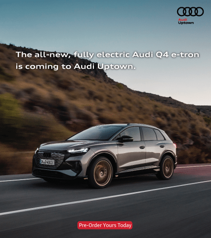 Audi Uptown Q4 Pre-Order