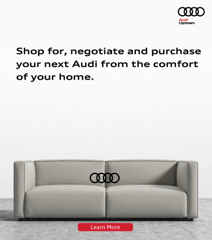 Audi Uptown Virtual Purchase Experience