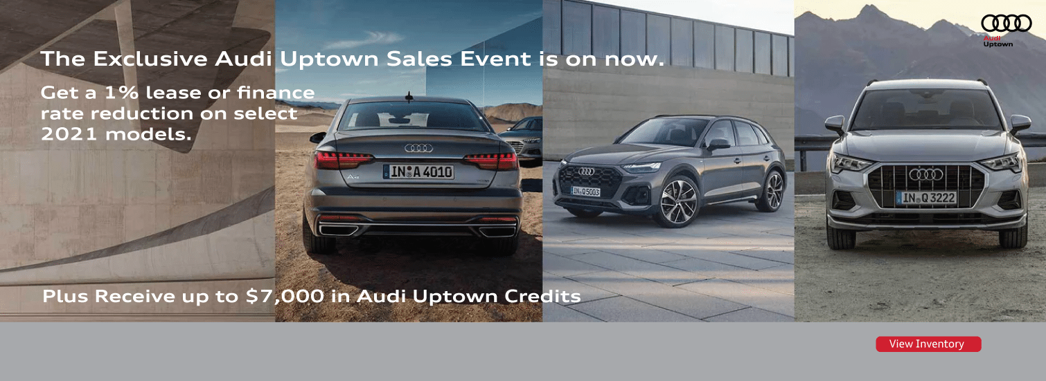 Audi Uptown Exclusive