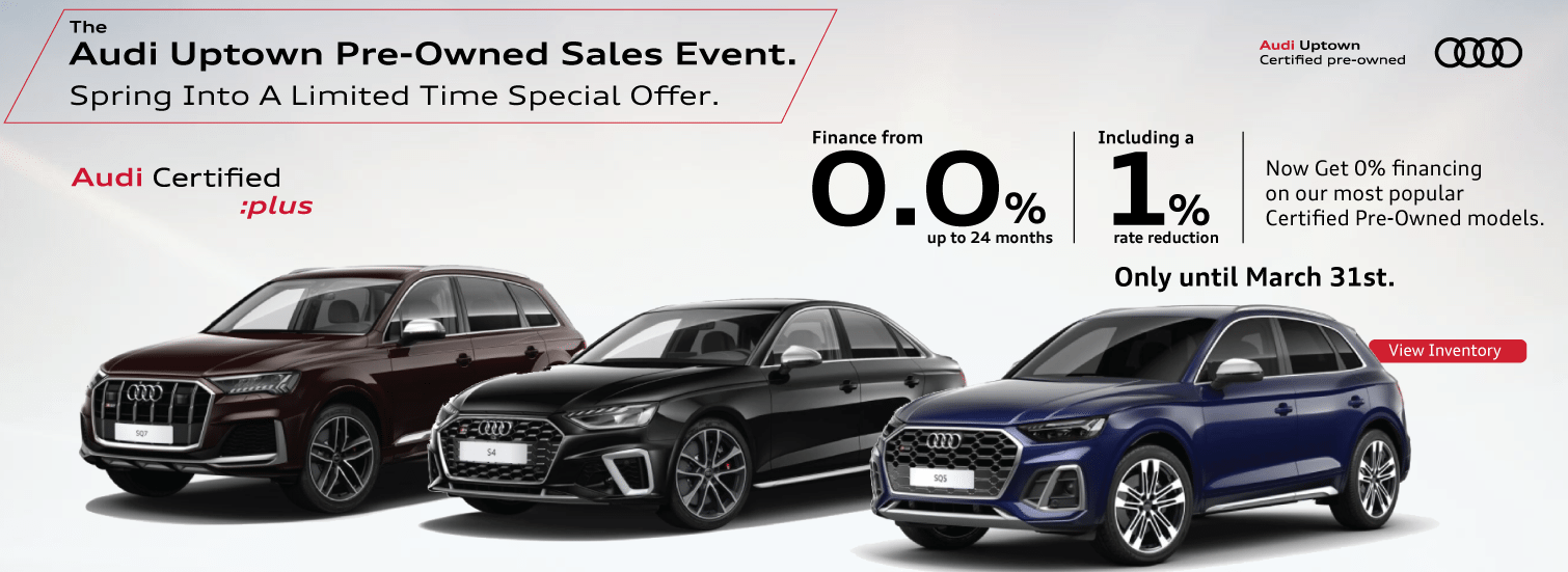 Spring CPO Rate Reduction Event