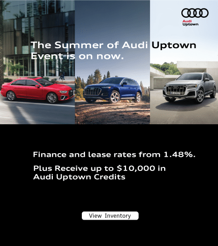 Summer of Audi Uptown Event