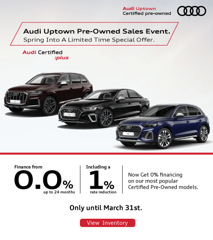 Spring Certified Pre Owned Rate Reduction Event