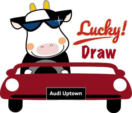 Audi Uptown - Lucky Draw for Chinese New Year