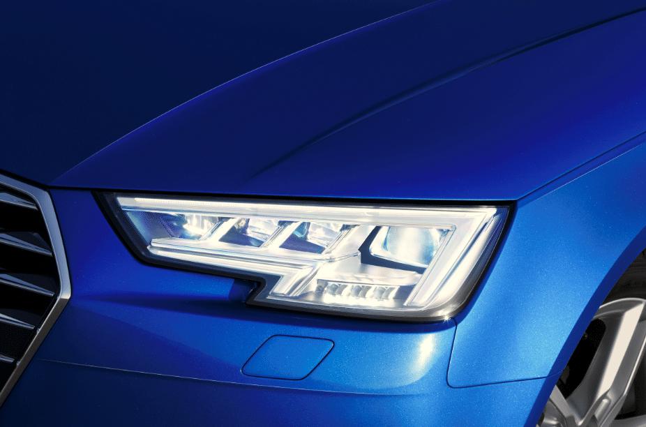 Audi A - 2018 audi a4 headlights