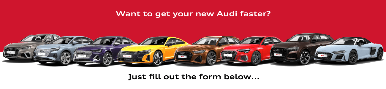 Audi Uptown - Pre Order Page