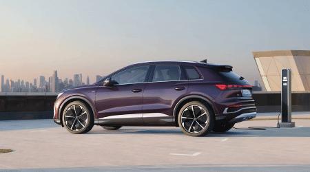 Audi Uptown Q4 e-tron