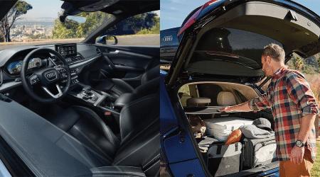 Q5 Sportback Interior