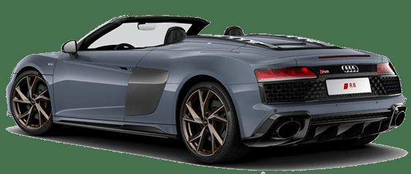 Audi Uptown R8 Spyder