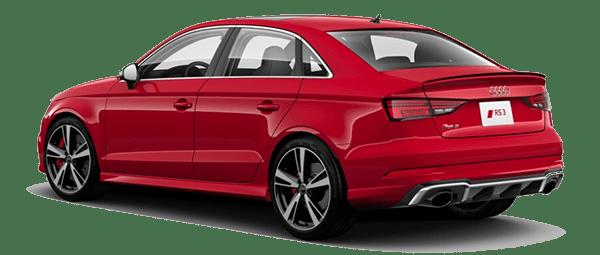 Audi Uptown RS 3 Sedan