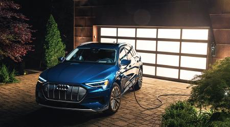 Audi Uptown e-tron