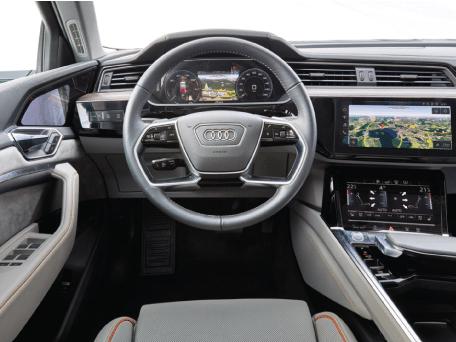 Audi e-tron - Superior Interior