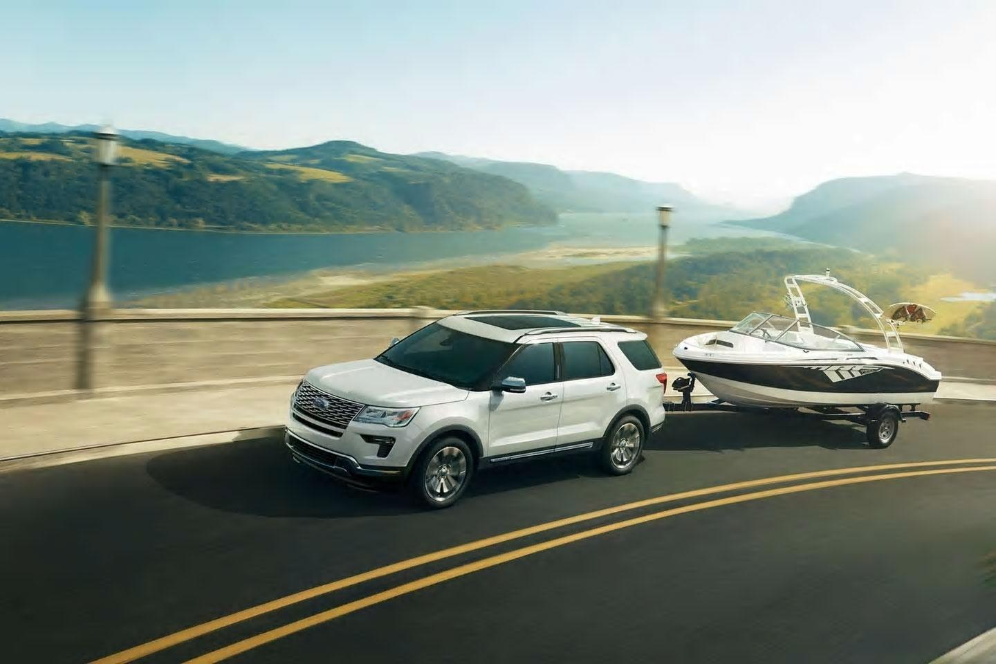 Ford Explorer Models >> 2019 Ford Explorer Models And Specs Ford Of Upland