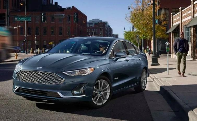 2019 Ford Fusion Hybrid Features And Specs