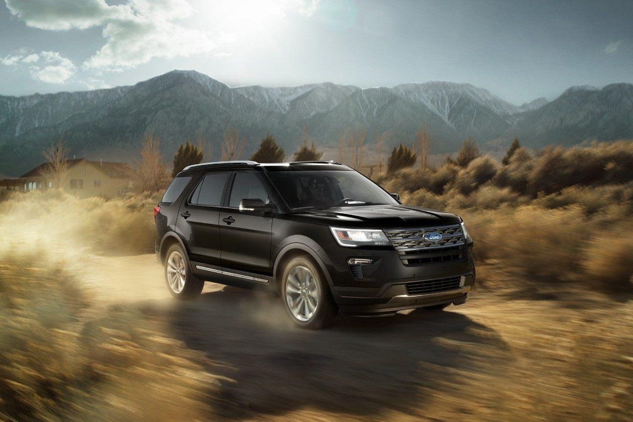 2018 Ford Explorer Midsize SUV review
