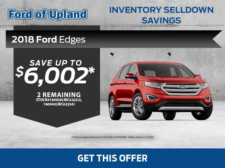 Ford Offers